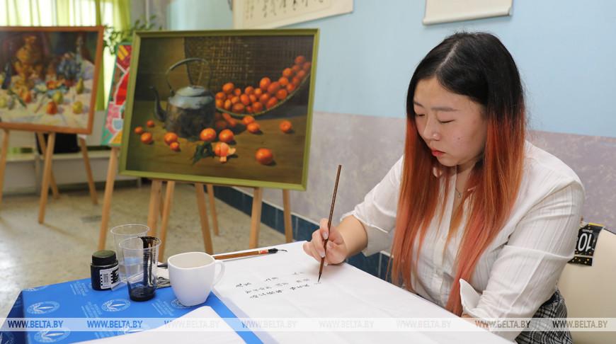 В Витебском госуниверситете открылся Центр китайского языка и культуры