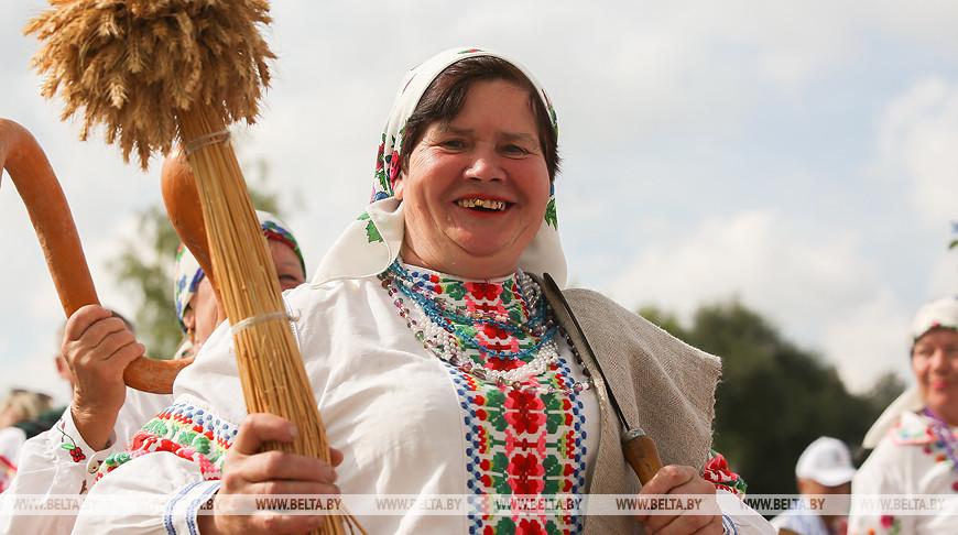 Ружаны принимают праздник тружеников села Брестской области