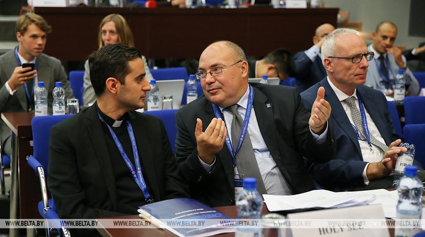 Международная конференция по борьбе с терроризмом проходит в Минске