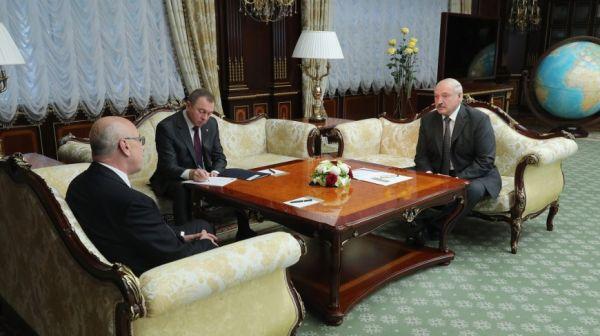 Александр Лукашенко встретился с замгенсека ООН Владимиром Воронковым
