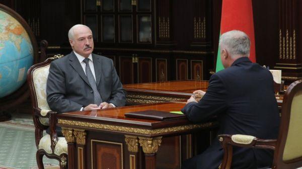 Лукашенко обсудил с Засем вопросы безопасности и итоги недавних международных встреч