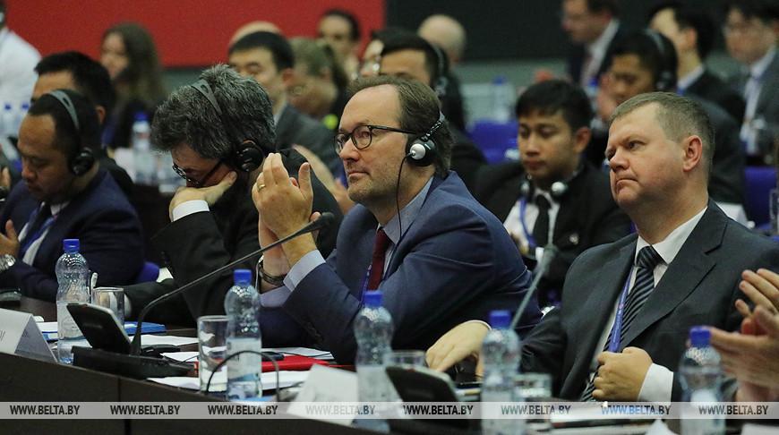 Конференция в Минске стала объединяющим звеном для поиска ответов на новые террористические угрозы - МИД
