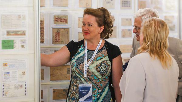 X Национальная филателистическая выставка открылась в Бресте