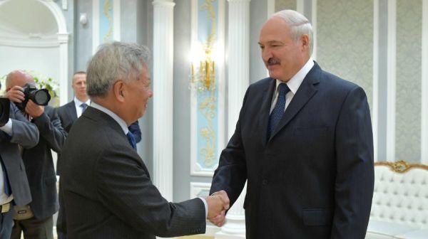 Лукашенко встретился с президентом Азиатского банка инфраструктурных инвестиций