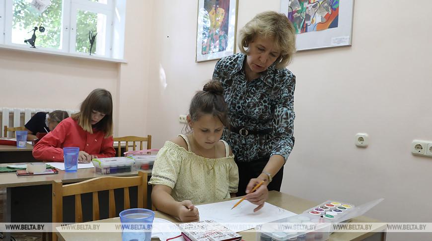 Новый корпус детской художественной школы открыт в Витебске