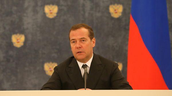 Румас и Медведев согласовали программу по углублению интеграции и перечень дорожных карт