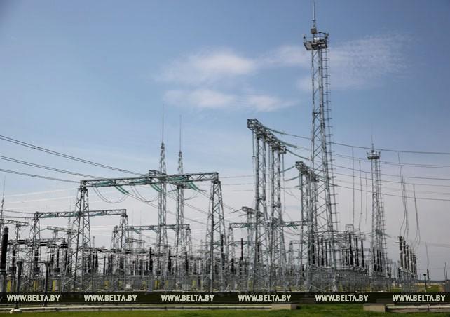 Высокотехнологичная подстанция запущена в Поставском районе