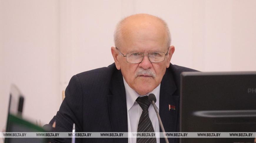 Анфимов провел заседание коллегии Комитета госконтроля