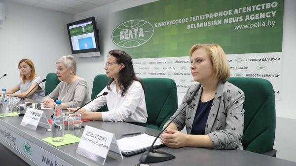 Пресс-конференция о переписи населения прошла в БЕЛТА
