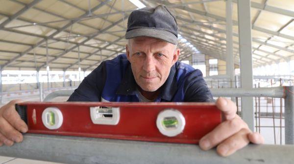 В Оршанском районе к концу года планируют запустить крупный молочно-товарный комплекc