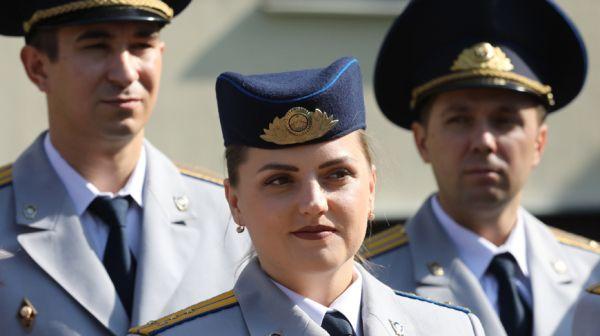 Памятный знак ветеранам следствия появился в Витебске