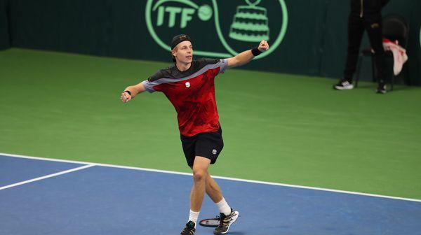 Белорусские теннисисты победили португальцев в матче Кубка Дэвиса