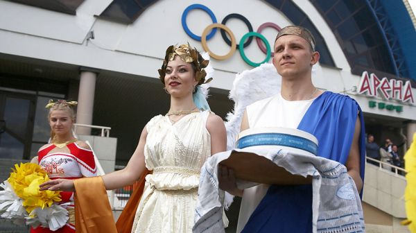 В Гродно прошел открытый фестиваль сыра