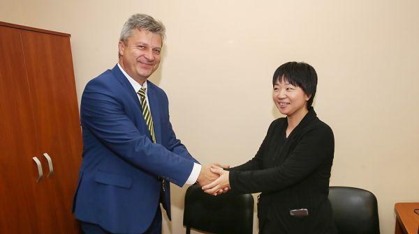 Брестский эндокринологический диспансер обновит передвижную лабораторию благодаря японским партнерам
