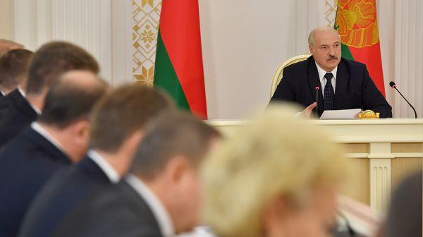Прогнозные документы на 2020 год вынесены на совещание у Президента Беларуси