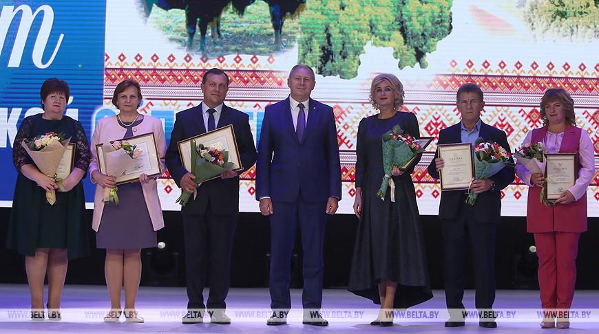 Румас принял участие в торжественных мероприятиях, посвященных 75-летию образования Гродненской области