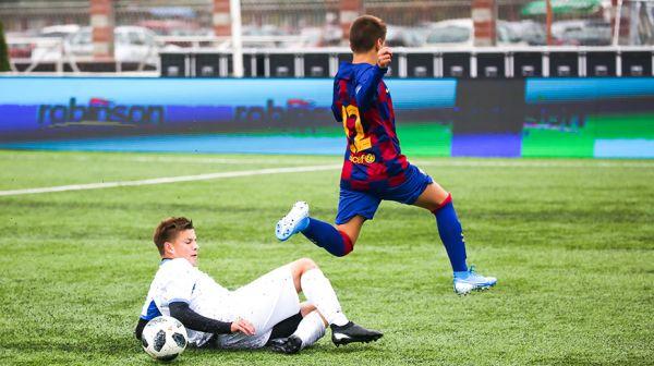 В Бресте проходит международный юношеский турнир Millennium Cu