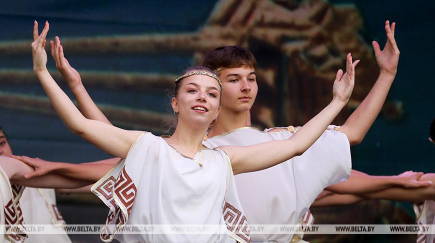 День греческой культуры прошел в Минске