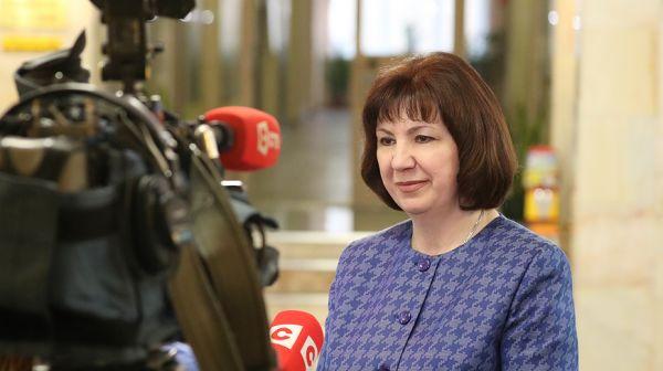 Кочанова встретилась с активом Белорусского общественного объединения ветеранов