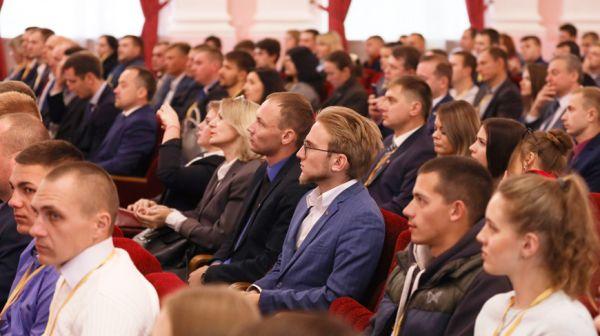 """Победителей проекта """"Молодежь за урожай"""" наградили в Минске"""