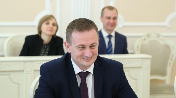 """Турчин встретился с руководством АО """"АгромашХолдинг KZ"""""""