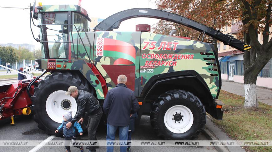 Праздничные мероприятия ко Дню машиностроителя в Гомеле