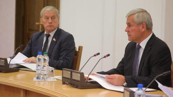 Заседание Совета Палаты представителей в Минске