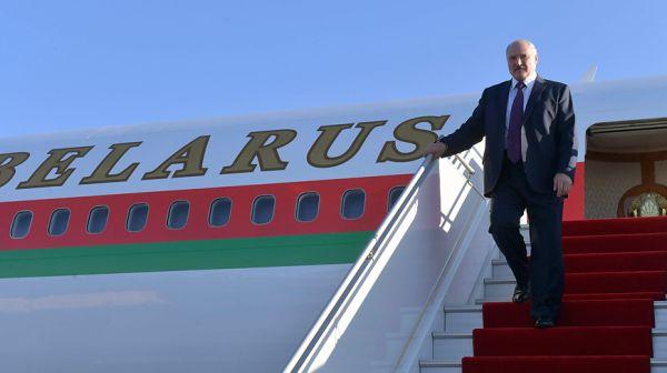 Лукашенко прибыл в Ереван для участия в саммите ЕАЭС