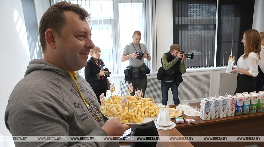 Пресс-тур российских журналистов в Гомельскую область