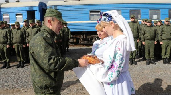 """Военнослужащие вернулись с учения """"Щит союза - 2019"""""""