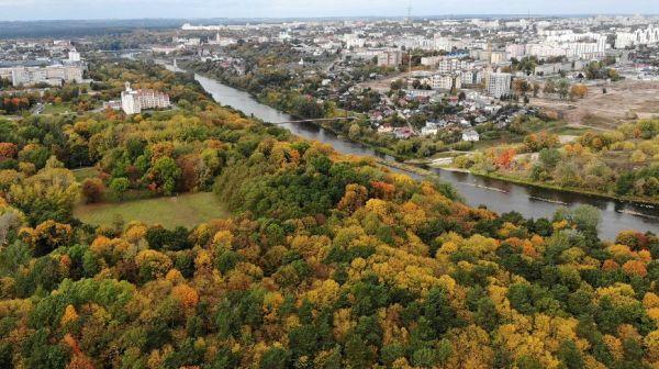 Осень в Гродно