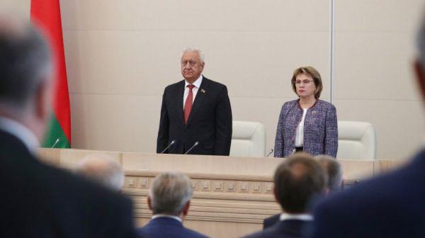 Открытие осенней сессии Совета Республики