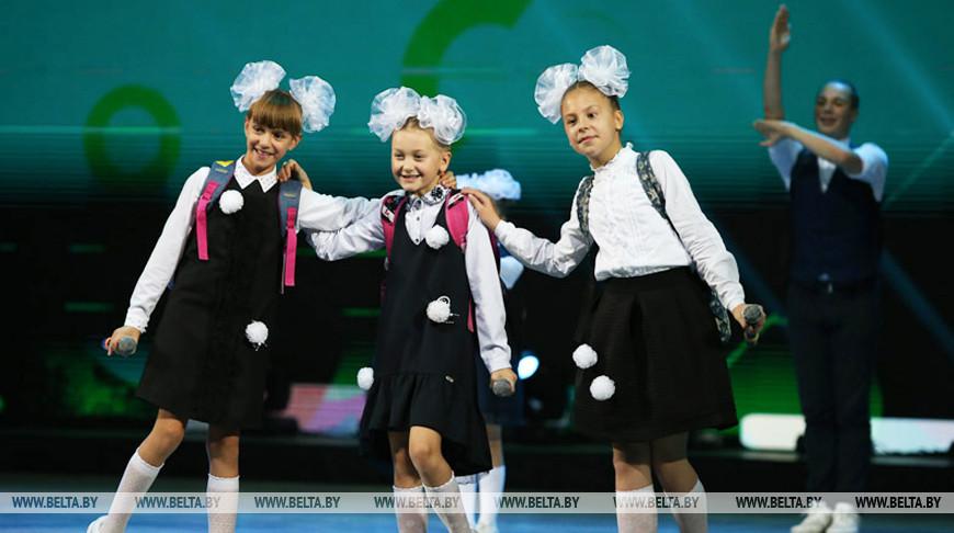 В Минске во Дворце Республики чествовали лучших педагогов страны