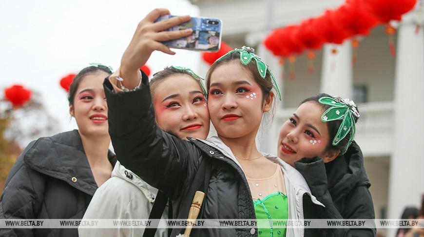 Фестиваль китайской культуры прошел в Минске
