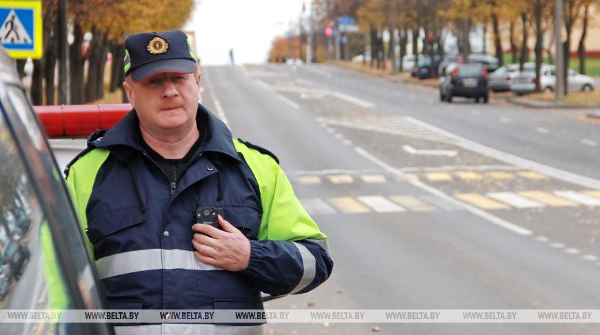 ГАИ проводит акцию по профилактике травматизма пешеходов