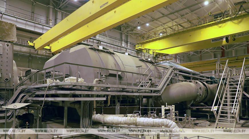 Физический пуск первого блока БелАЭС планируется в январе 2020 года