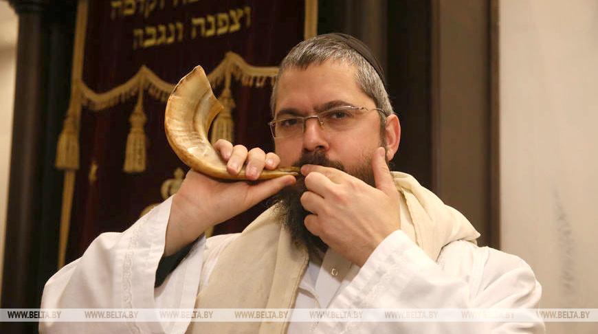 В Гродненской хоральной синагоге отметили Йом-Кипур