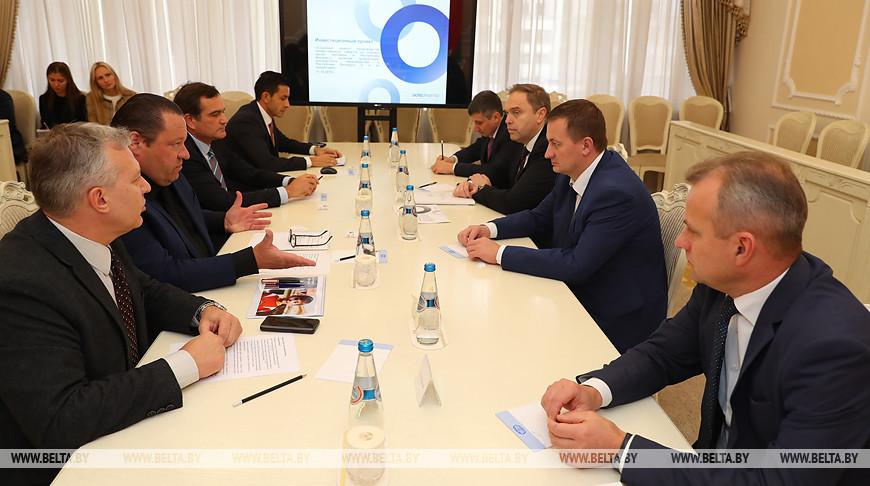 Швейцарская Octapharma хочет создать в Беларуси производство лекарств из плазмы крови человека