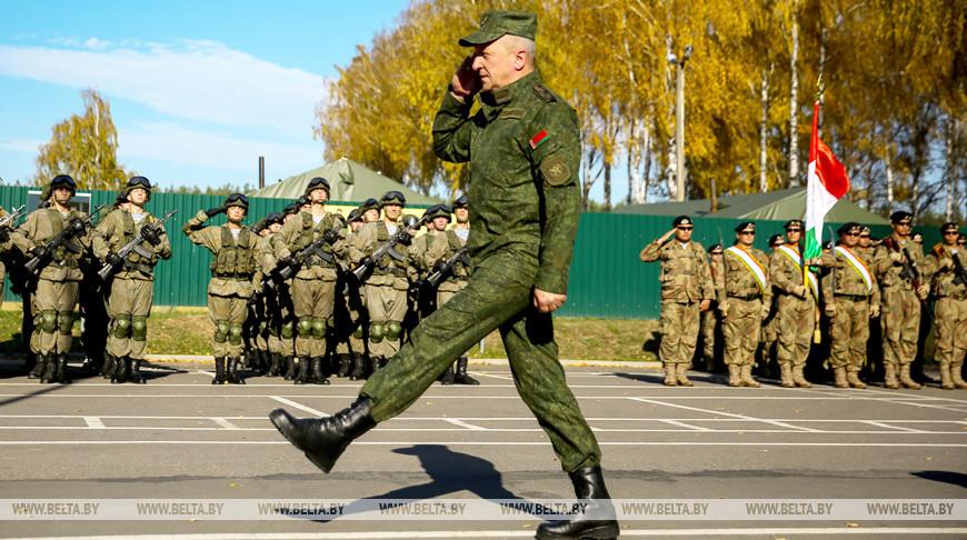 """Учение """"Поиск-2019"""" открылось на Обуз-Лесновском полигоне"""