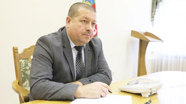 Линевич провел прямую телефонную линию с жителями Витебской области