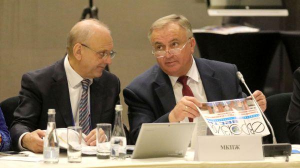 Заседание Совета по железнодорожному транспорту государств - участников СНГ проходит в Минске