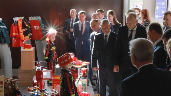 VII Заседание совместной коллегии МЧС Беларуси и России и МВД Казахстана прошло в Могилеве