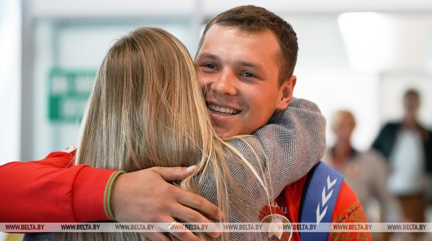 Белорусские спортсмены вернулись с I Всемирных пляжных игр в Дохе
