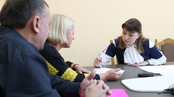 Шпилевская провела прием граждан в Борисове