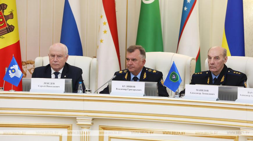 82-е заседание Совета командующих Пограничными войсками открылось в Минске