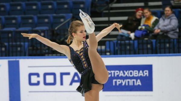 Турнир по фигурному катанию Ice Star 2019 проходит в Минске