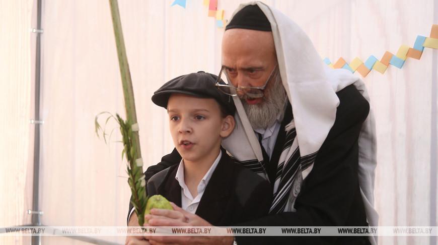 Иудеи отпраздновали Суккот