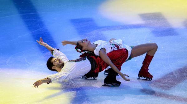 Турнир Minsk-Arena Ice Star завершился гала-представлением