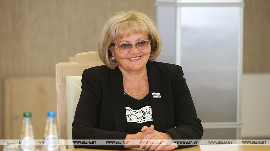Мясникович встретился с председателем законодательного собрания Свердловской области