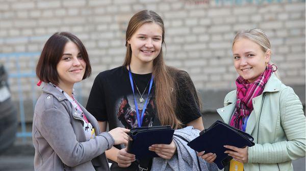 К поквартирному обходу жителей Мозыря и Мозырского района приступили 143 переписчика